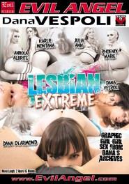 Lesbian Extreme DVD