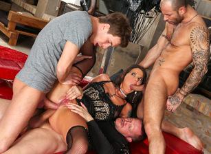 Rocco's Perfect Slaves #05, Scene #03