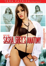 Sasha Grey's Anatomy Dvd Cover