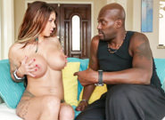 BTS-Lex's Breast Fest #04 - Lexington Steele & Brook Ultra