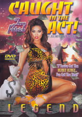 Caught In The Act Dvd Cover