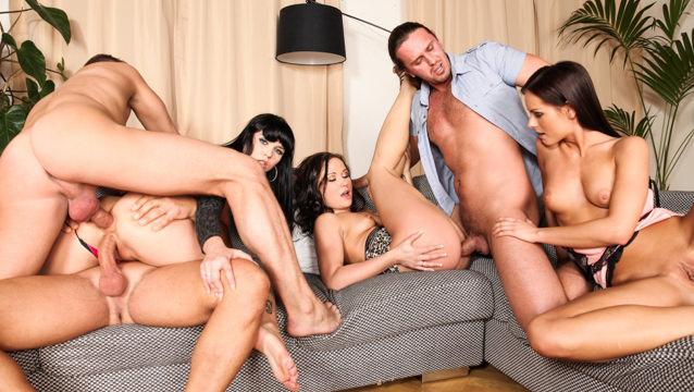5 Incredible Orgies, Scene #03