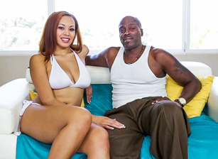 Lexington Steele, Serena Ali