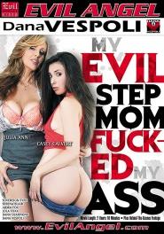 My Evil Stepmom Fucked My Ass DVD