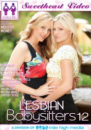 Lesbian Babysitters #12 DVD
