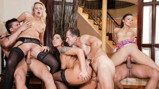 Swingers Orgies #09, Scene #03