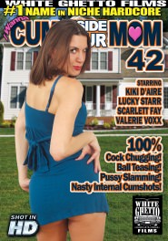 I Wanna Cum Inside Your Mom #42 DVD