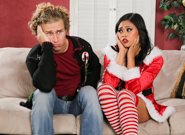 How The Grinch Gaped Christmas – Joanna Angel & Krissie Dee & Michael Vegas