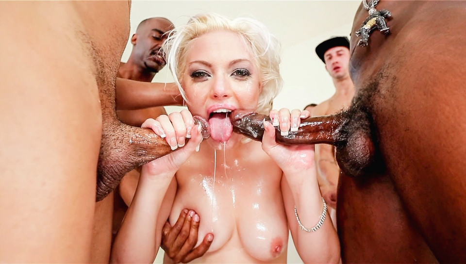 Wet Food 06 Scene 04 Jenna Ivory Chris Strokes Donny Sins Chris cock Moe Johnson Eric John Dsnoop Isiah Maxwell.