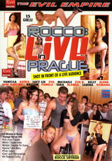 Rocco Live In Prague Dvd Cover