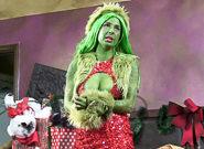 Behind How The Grinch Gaped Christmas – Joanna Angel & Krissie Dee & Small Hands & Xander Corvus & Michael Vegas & Amber Ivy