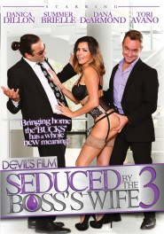 Seduced By The Bosses Wife #03 DVD