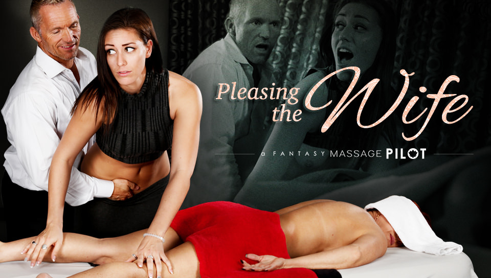 Fantasy Massage - Pleasing The Wife