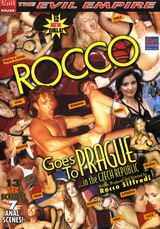 Rocco Goes To Prague Dvd Cover
