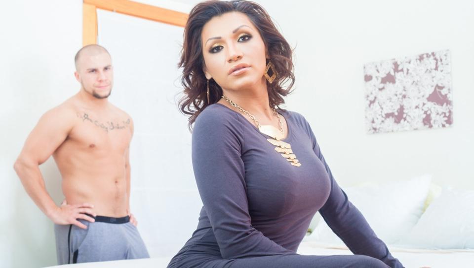 Transsensual.com Jessy Dubai, TS Superstar, Scene 01