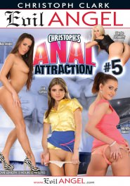 Christoph's Anal Attraction #05 DVD