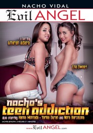 Nacho's Teen Addiction DVD