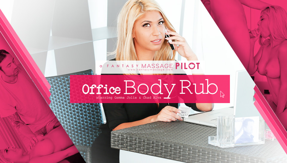 Fantasy Massage - Office Body Rub