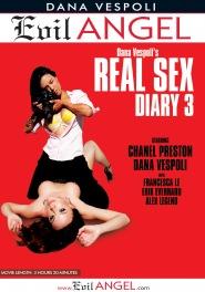 Dana Vespoli's Real Sex Diary #03 DVD
