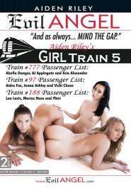 Girl Train #05 DVD