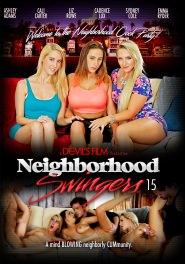 Neighborhood Swingers #15 DVD