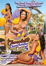 Chocolate Cheerleader Camp #05 DVD