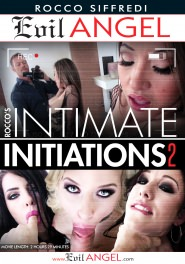 Rocco's Intimate Initiations #02 DVD Cover