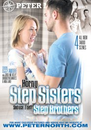 Horny Step Sisters Seduce Step Brothers DVD Cover