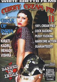 Curry Cream Pie #11 DVD Cover