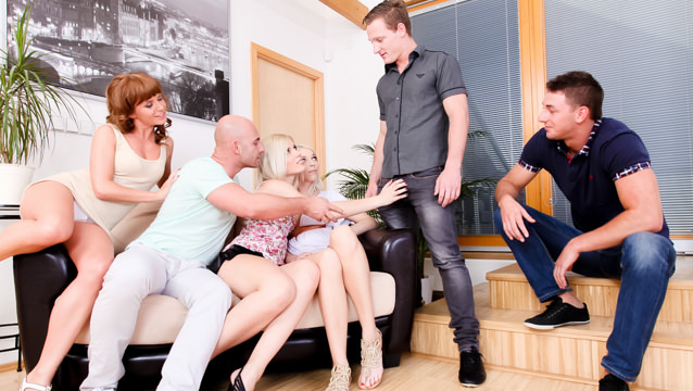 5 Incredible Orgies #02, Scene #04