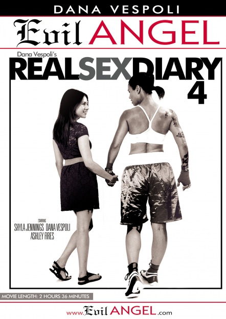 Ashley Fires, Dana Vespoli, Shyla Jennings - Evil Angel - Dana Vespoli's Real Sex Diary 4