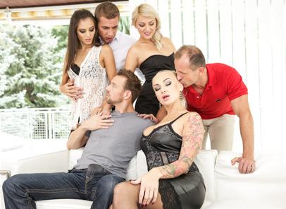 This Swinger sex orgies dvds Street