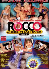 Rocco More Than Ever #02 DVD