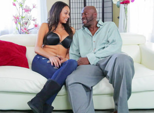 Bethany Benz, Lexington Steele