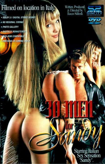 30 Men For Sandy Dvd Cover