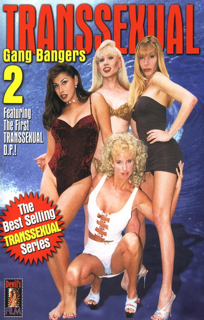 Transsexual Gang Bangers #02