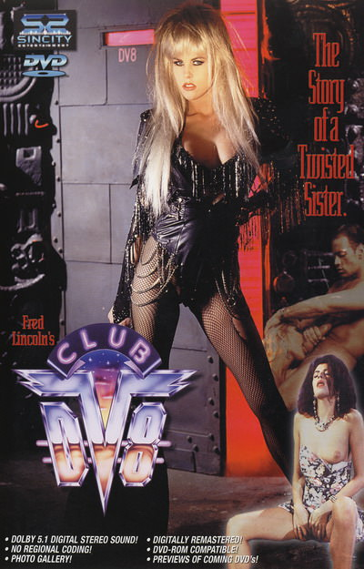 Club DV8 Dvd Cover