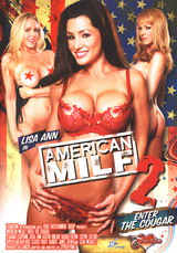 American MILF #02 Enter The Cougar Dvd Cover