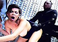 Top Porn Stars : pron In Dangerous Places - Tera Patrick!