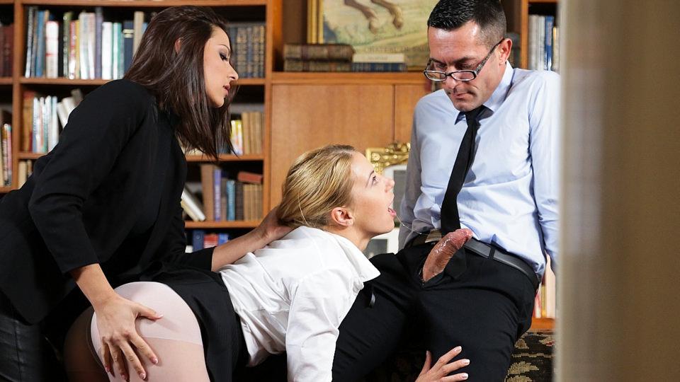 За экзамен девушки согласны даже на анальный секс
