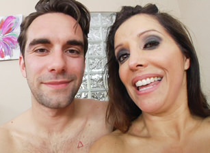 Francesca Le Vets And Fucks Stepson
