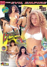 Brazil On Butt Row DVD