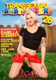 Transsexual Babysitters #28 DVD