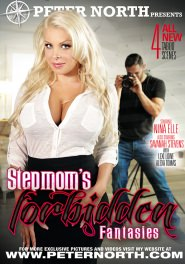 Stepmom's Forbidden Fantasies DVD Cover