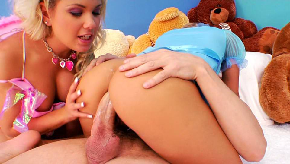 AnalAcrobats.com -  OUTTAKES-Anal Buffet 03, Scene 05
