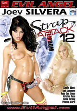 Strap Attack #12 Dvd Cover