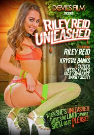 Riley Reid Unleashed DVD Cover