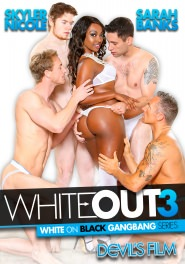 White Out #03 DVD Cover