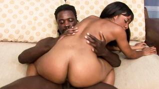 Young Black Pussy #07, Scene #01