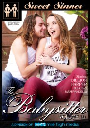 The Babysitter #10 DVD